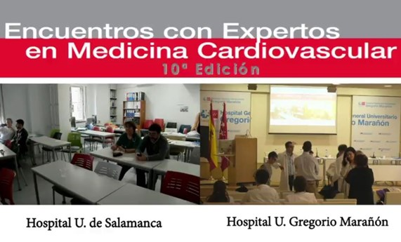 El CIBERCV arranca los CARDIO-SEMINARS en Red