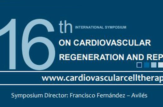16th International Symposium on Cardiovascular Regeneration and Repair