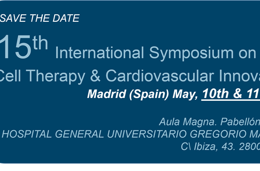 15th International Symposium on Stem Cell Therapy and Cardiovascular Innovations